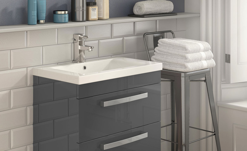 bathroom nala anthracite grey