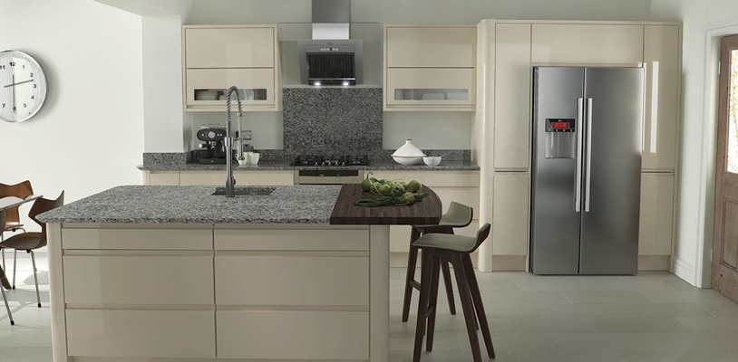 remo beige kitchen