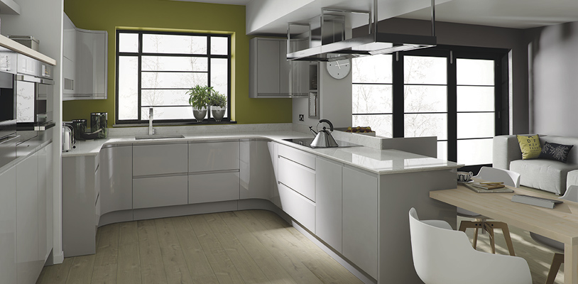 remo grey kitchen