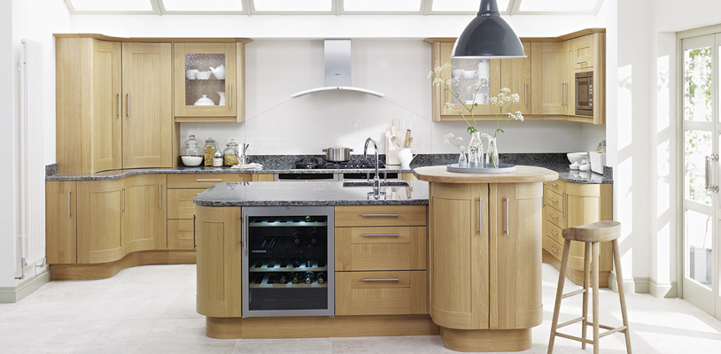 broad oak natural kitchen